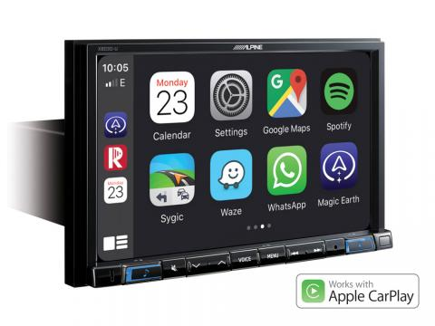 Navigation-System-X803D-U-Works-with-Apple-CarPlay