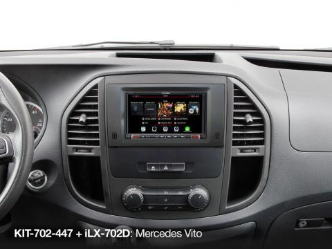 iLX-702D_in-Mercedes-Vito-447-with_KIT-702-447