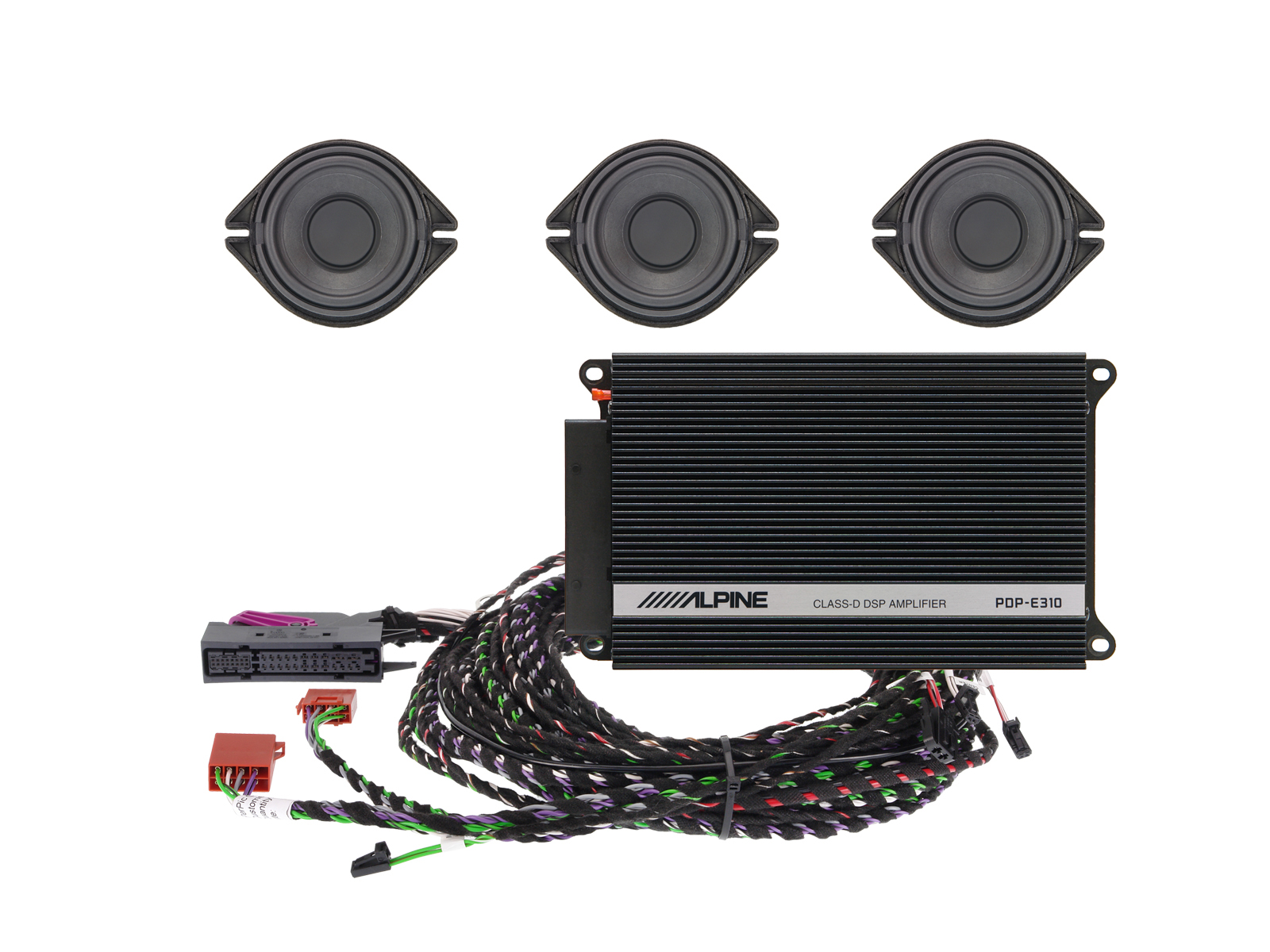 Premium Sound Upgrade For Audi A4 A5 And Q5 Alpine