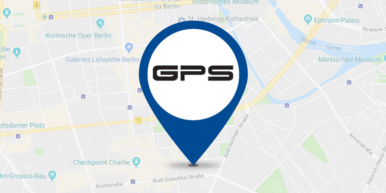 Included GPS Antenna
