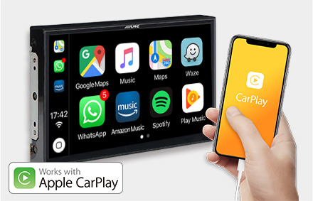 Freestyle - Works with Apple CarPlay - X903D-F
