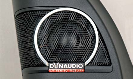 Golf 6 - Compatible with Dynaudio Sound System  - X903D-G6